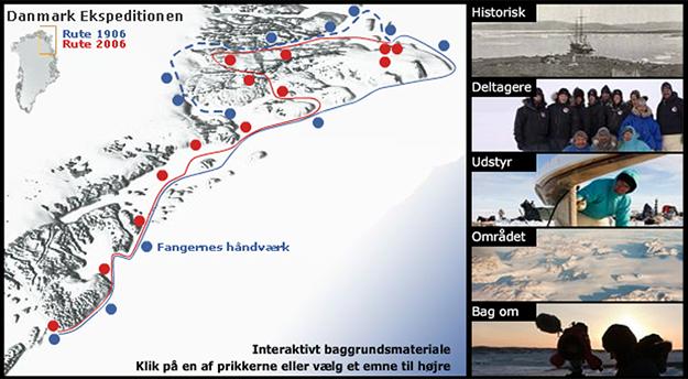 modul til danmark ekspeditionen
