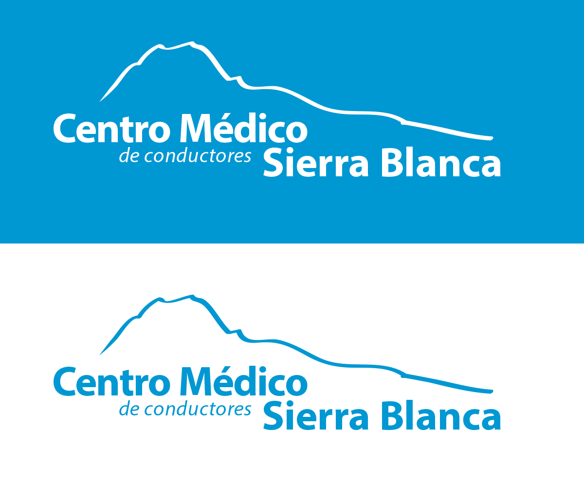 Logo til et lægecenter i Marbella - Spanien