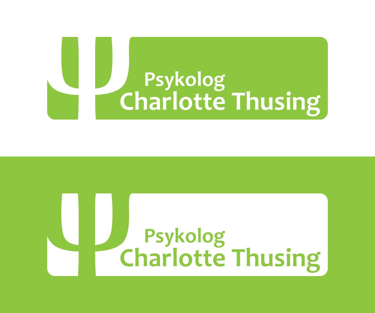 Logo til psykolog Charlotte Thusing