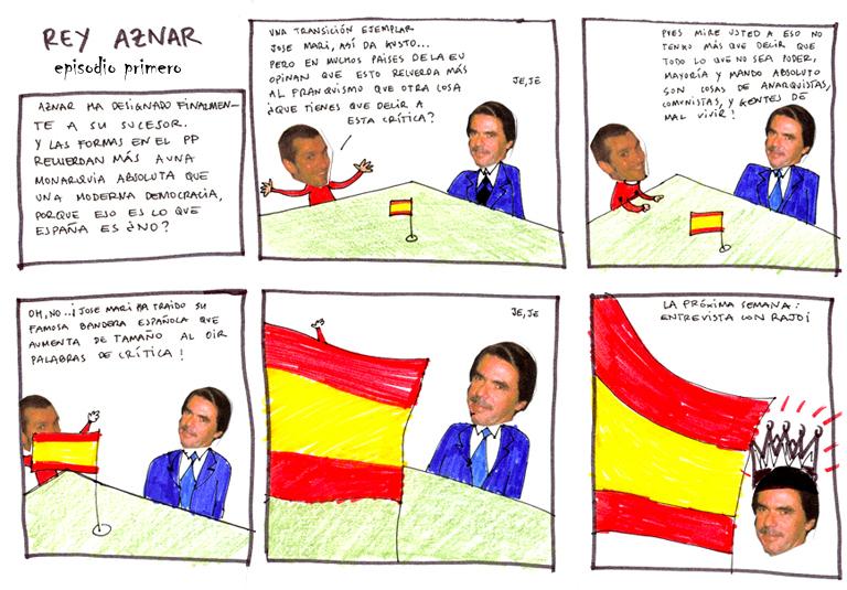 Spansk tegneserie 1