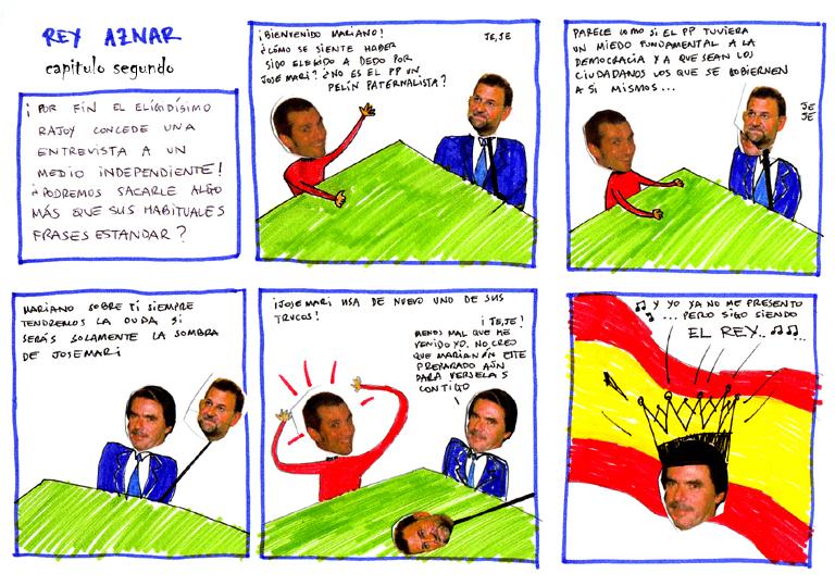 Spansk tegneserie 2
