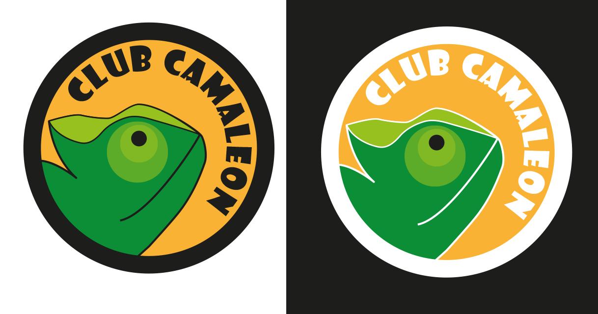 Logo til Club Camaleon fra Aarhus